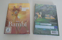 DVD Disney Classics 5 Bambi Neu in Pappschuber