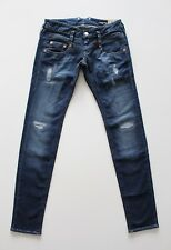 Herrlicher Pitch 5303 D8710 Slim Jeans, Blau, W25-W32 L32