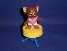 Vintage Tom & Jerry Jerry Pvc Figure by Turner Entertainment 1989 3¼inch