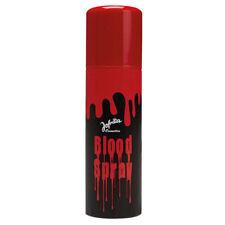 Blut-Spray, 83 ml, Kunstblut zum Sprühen für Haut & Stoffe, ideal für Halloween