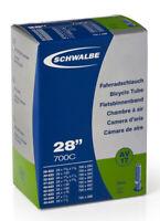 Schwalbe AV17 Inner Tube 700 x 28/45 // 40mm Schrader Valve