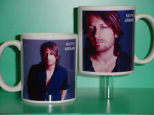 KEITH URBAN - with 2 Photos - Designer Collectible GIFT Mug 04