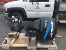"2001 Mercury Optimax 135 hp 2-Stroke 25"" Outboard Boat Motor 115 150 DFI OPTI"