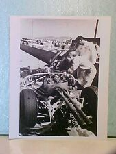 Richie Ginther Photograph_King Cobra_Carol Shelby_Vintage Ford_ORIGINAL PICTURE