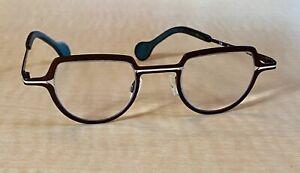 Rare Theo ROPE 326 Frame Belgium Design eyewear