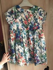 Girls Next Christmas Dress Age 2-3 Immaculate condition