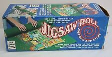 Jigsaw Roll Telescopic Just roll and store 33'' x 50'' mat for puzzles 2000 pc