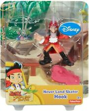 Disney Jake and the Never Land Pirates Skater Hook Figure Toy