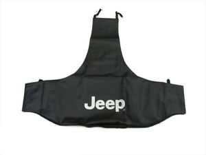 2002-2007 Jeep Liberty Hood Bra Cover T Style MOPAR GENUINE OEM NEW 82207591