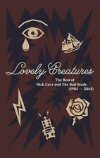 """NICK CAVE AND THE BAD SEEDS """"LOVELY CREATURES"""" COFFRET LIMITE 3CD+DVD NEUF /NEW"""