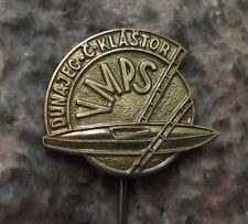 1958 International Canoe Kayak Whitewater Slalom Championships Slovak Pin Badge