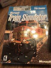 Microsoft Train Simulator (PC, 2001)