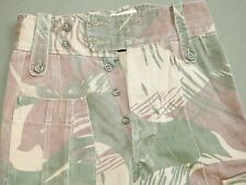 New ListingRhodesia Army Bush War Rhodesian Camo Field Pants Vtg Camouflage Trousers Rare