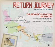 The Moovin' & Groovin' Orchestra Return Journey: A Jazz Portrait Of Europe 2CD
