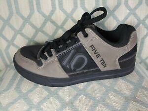 FIVE TEN Freerider Stealth 1206 black & gray Sneaker bike MTB size 9.5