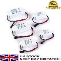 3W/7W/12W/18W/24W 1PC LED Driver Adapter Transformer Switch Lighting Transf