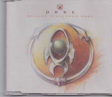 Dune-Milion Miles From Home cd maxi single
