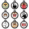 Funny Dog Tags - Pet ID Tags - Custom Pet Tag - Engraved FREE-Pet Identification