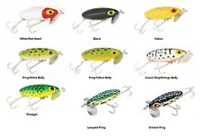 """Arbogast 3"""" Jitterbug - Choice of Colors"""