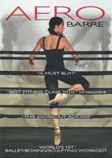 AEROBARRE AERO BARRE MICHAEL OLAJIDE BALLET BOXING DVD NEW SEALED WORKOUT