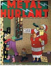 METAL HURLANT N° 46 COUVERTURE JOOSTE SWARTE 1979 TRES BON ETAT