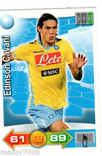 CARD CALCIATORI XL ADRENALYN 2011-12 PANINI=EDINSON CAVANI (NAPOLI)=N°73
