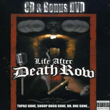 VARIOUS ARTISTS  -  LIFE AFTER DEATH ROW  -  CD + DVD