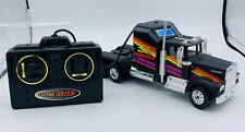 Vintage 1985 Remote Controlled Truck MIDNIGHT THUNDER New Bright Rare