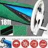 18Ft Solar Blanket Winter Cover For Swimming Pool Solar Roller Reel Garden