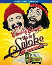 Cheech & Chong's up in Smoke and Chongs Anniversary Edition Blu-ray DVD Digital
