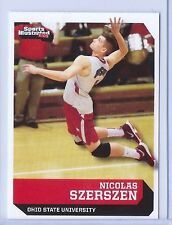 NICOLAS SZERSZEN 2016 SPORTS ILLUSTRATED OHIO STATE BUCKEYES ROOKIE CARD!