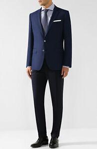 Hugo Boss Men's 'Hutsons4' Slim Fit Virgin Wool Textured Sport Coat Blazer 38R