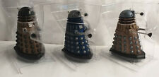 Character Options B&M Exclusive DOCTOR WHO Big Finish DALEK Set of 3 (2020) RARE