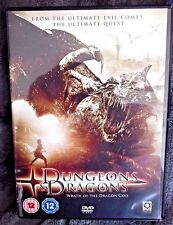 Dungeons And Dragons - Wrath Of The Dragon God (DVD, 2010)
