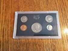 1972 U.S. COIN PROOF SET S MINT DEEP CAMEO W/ KENNEDY HALF NO BOX