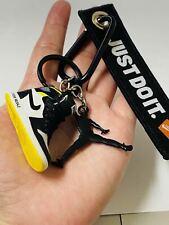 Kicksmini Air Jordan Handcrafted 3D Sneaker Keychain
