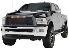 2013 2014 2015 2016 2017 2018 Ram 2500 3500 Raptor Style Grille Led Gray