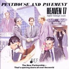 NEW CD Album Heaven 17 - Penthouse and Pavement (Mini LP Style Card Case)