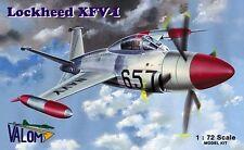 Valom 1/72 Model Kit 72007 Lockheed XFV-1 Salmon