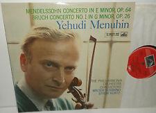 ASD 334 Mendelssohn & Bruch Violin Concertos Yehudi Menuhin Philharmonia Orch