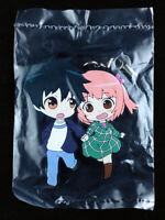 The Devil is a Part-Timer Hataraku Maou-sama Sadao Chiho Niitengom Rubber Strap