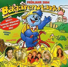 Bääärenstark-Frühjahr 2004 Bruner & Brunner, Andrea Berg, Flippers, Kri.. [2 CD]