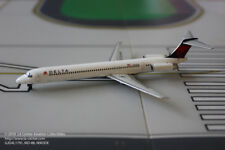 Gemini Jets Delta Airlines McDonnell Douglas MD-88 New Color Diecast Model 1:400