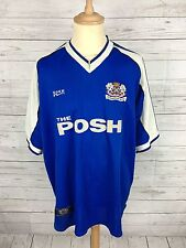 Men's Peterborough United Football Shirt - 2000/01 - Xxl - Great Condition