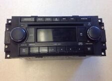 Free Shipping 06-08 DODGE1500 TRUCK 6 CD PLAYER RADIO P05064172AE