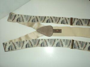 Trafalgar Limited Edition Silk Braces   Suspenders   Crew Rowing Boats