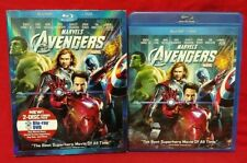 The Avengers (Blu-ray/DVD, 2012, 2-Disc Se, No Digital Copyt) with Slip Cover
