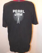 Pearl Jam 2012 Europe Tour Shirt - Large L Radio Tower Sound Waves European NEW