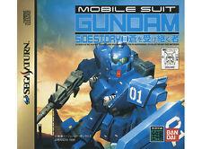 # Sega Saturn-Mobile Suit Gundam Gaiden 2:? dónde uketsugu mono (t-13309g) - top #