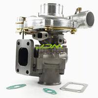 New WGT30 GT30 GT35 Turbocharger Compressor AR .50 Turbine AR .48 V-Band Turbo